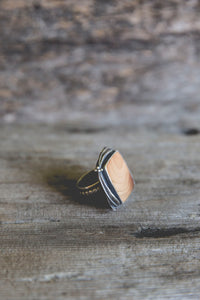 Steppe Ring -- Size 10