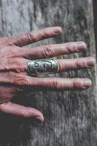 Saint Wapiti Ring