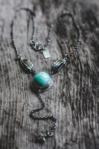 Echo of Flight Lariat Necklace*****