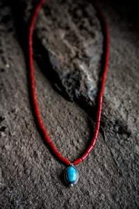 Red Dirt Road Necklace