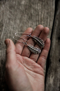 Ether Earrings -- Small