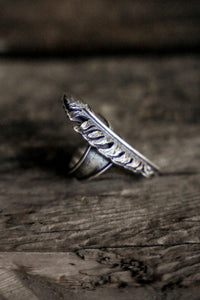 Ether Ring -- Size 9.5