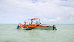 Kiribati Part I: Fly Fishing