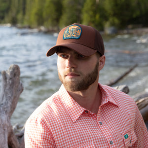 The Alana 4 - Snap Back Truckers - JOOB Wear