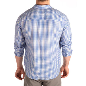 The Check Button Down Shirt - JOOB Wear