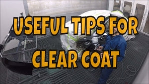 HOW TO CLEAR COAT