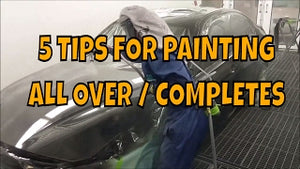5 AMAZING TIPS ON PAINTING A COMPLETE