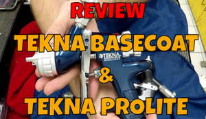 TEKNA PROLITE AND TEKNA BASECOAT REVIEW