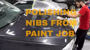 HOW TO DE-NIB CARS REMOVE DIRT FROM PAINT WATCH