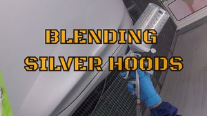 BLENDING SILVER HOODS WITH PPG ENVIROBASE