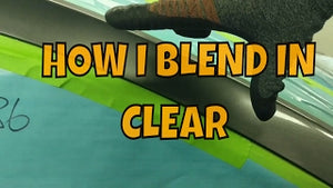 HOW TO BLEND CLEAR