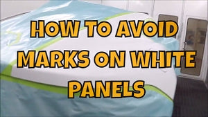 TIPS FOR SPRAYING WHITE CARS