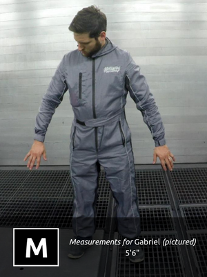 MPSuit - Medium * SIZE UP FOR BETTER FIT*