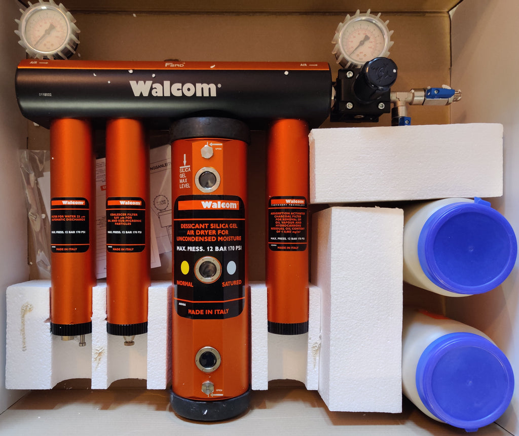 Walcom Fsrd Air filtration