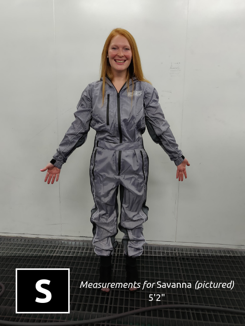 MPSuit - Small * SIZE UP FOR BETTER FIT*