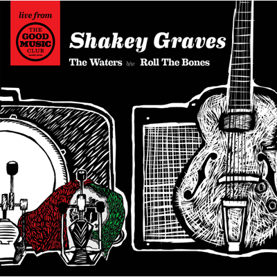 "Shakey Graves 7"" live from The Good Music Club - Austin TX 8-25-2012"
