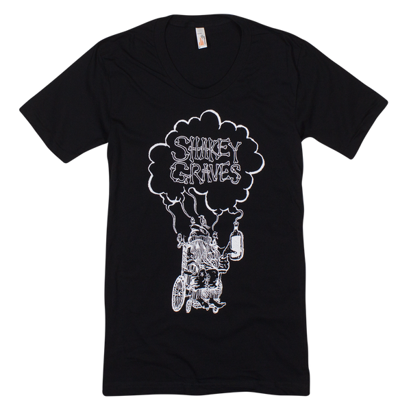 Shakey Graves Hobo T-Shirt Unisex