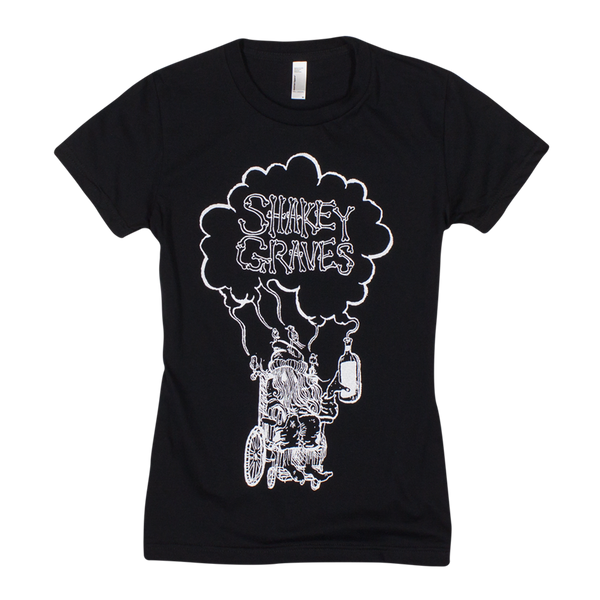 Shakey Graves Hobo T-Shirt - Women's