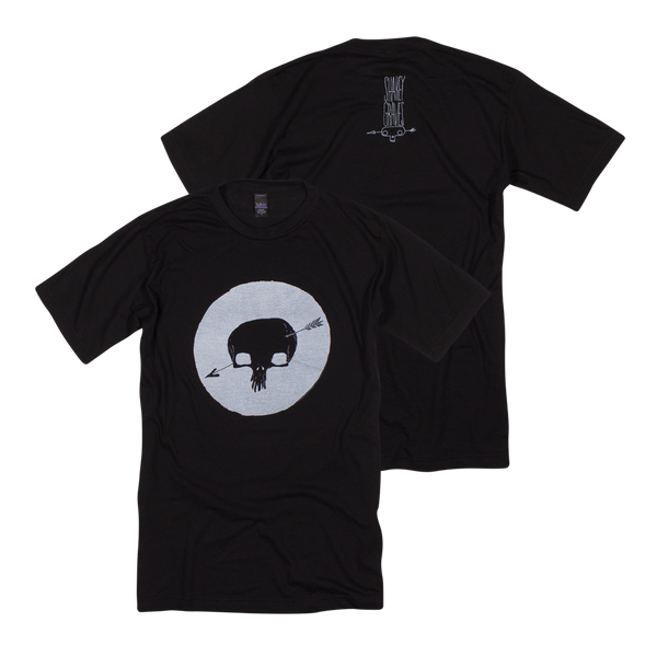Shakey Graves Skull Logo T-Shirt - Black