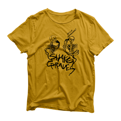 Shakey Graves Hello Gorgeous Tee