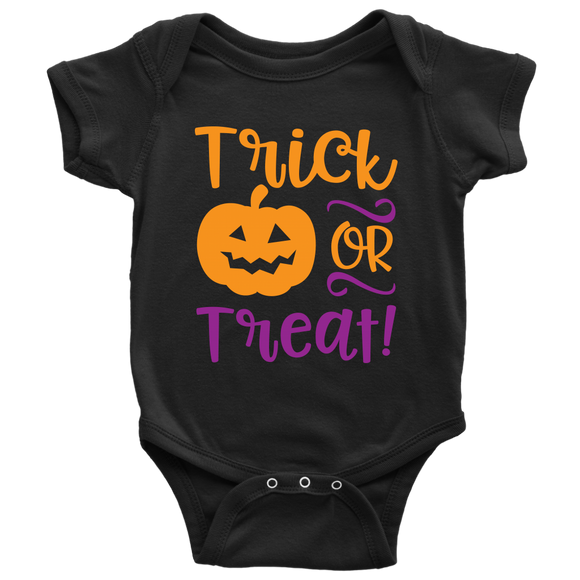 Trick Or Treat Bodysuit