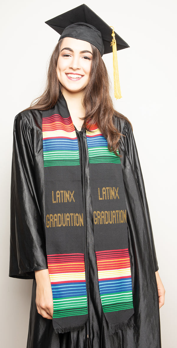 MG28-LATINX GRADUATION SYMBOLIC STOLE