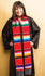 SR1-RED MEXICAN SERAPE STOLE