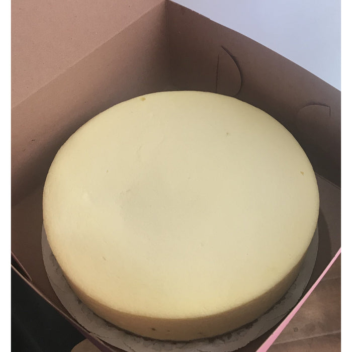 "Large Cheesecake (8"")"