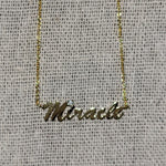 Miracle Necklace