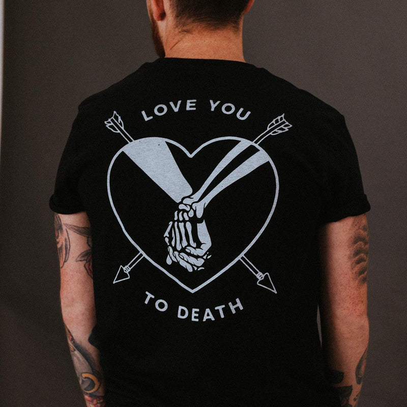 LOVE YOU TO DEATH - GIFT SET (BLACK)