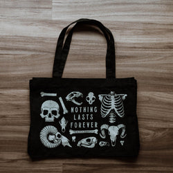 'NOTHING LASTS FOREVER' - SHOPPER