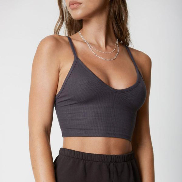 Strappy Crop Tank