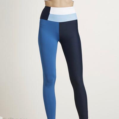 Ocean Block Legging