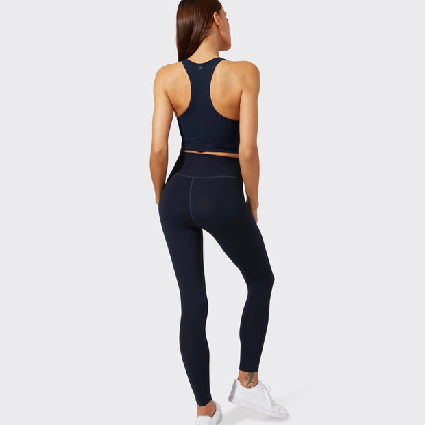Airweight 7/8 Legging Navy