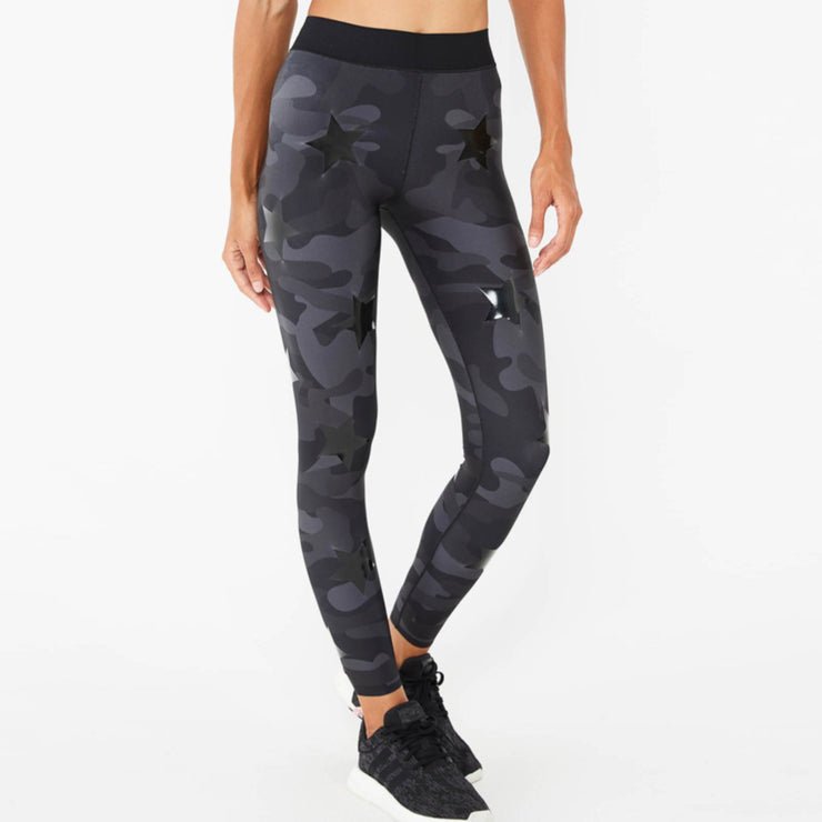 Silk Camo Legging