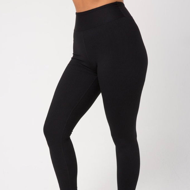 Ribbed Jogger Legging