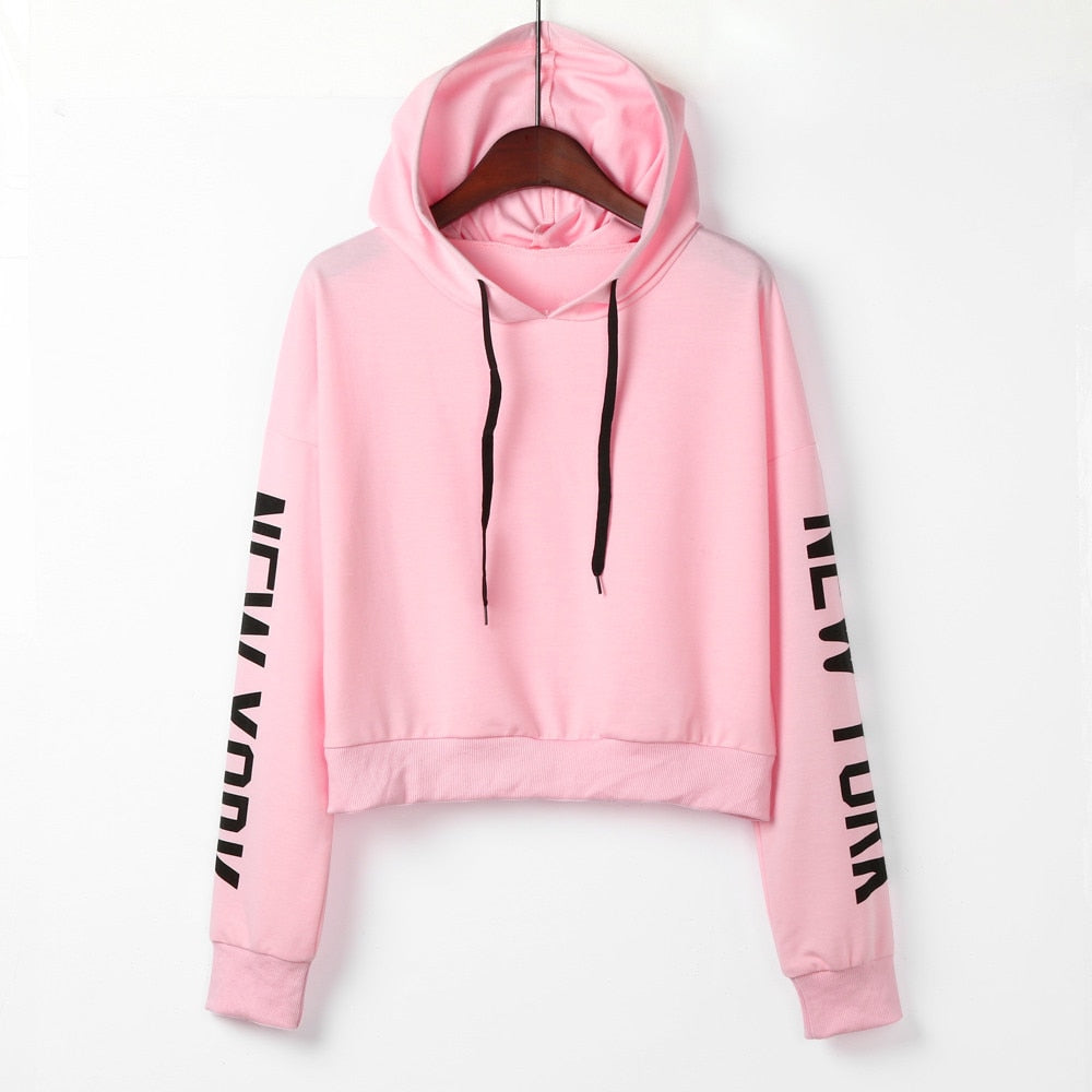 New York Pullover Hoodie