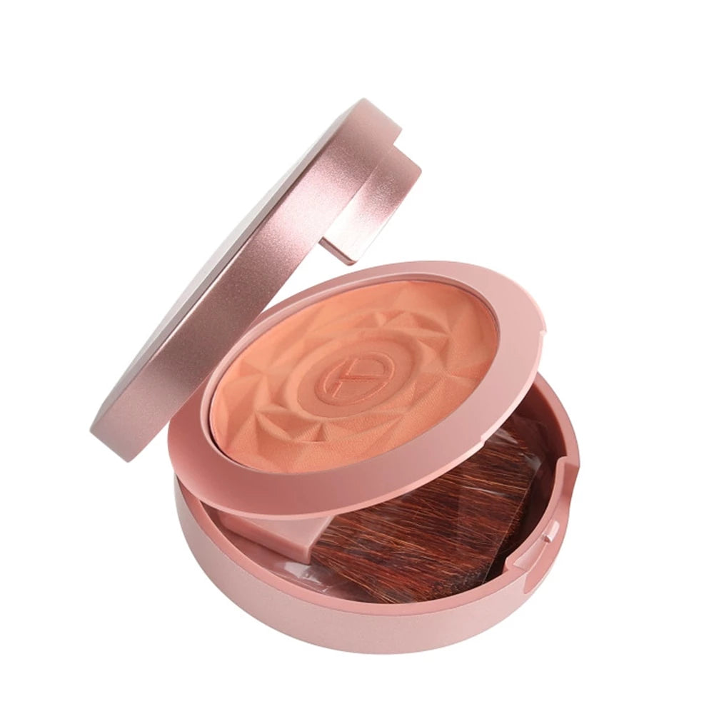 Flower Gem Blush Compact