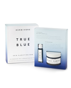 True Blue Skin Clarifying Duo