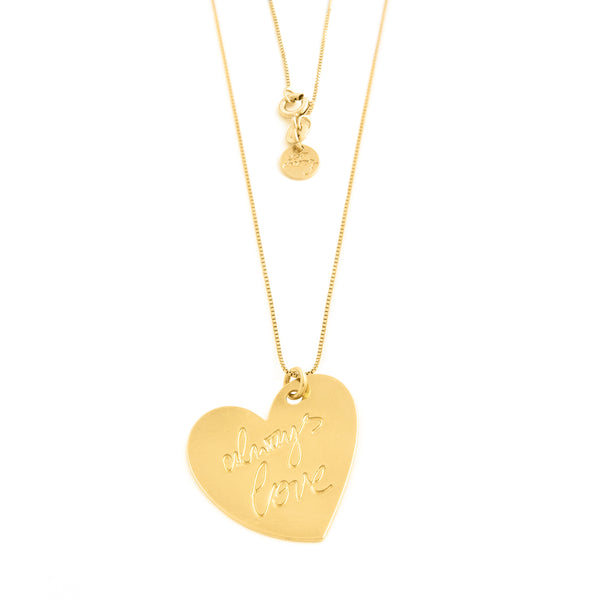 #alwayslove NECKLACE