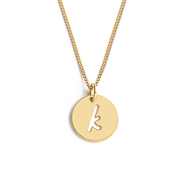 K LIKE KIND NECKLACE