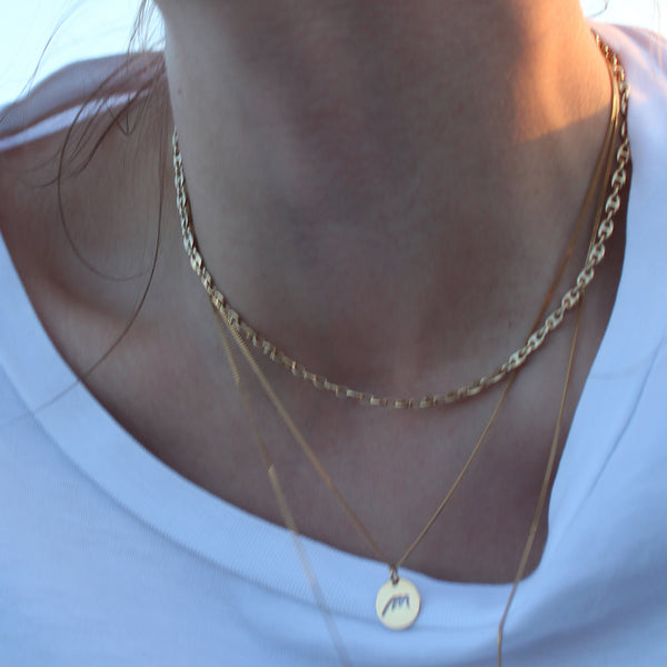THOUSAND TIMES NECKLACE
