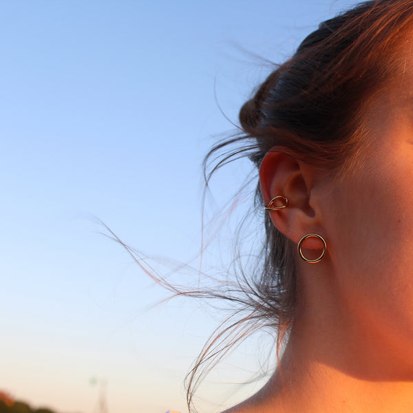 MAXI LOOP EAR PIN