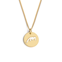 M LIKE MINE NECKLACE