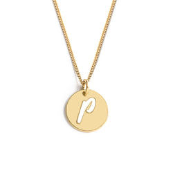 P LIKE PLAY NECKLACE