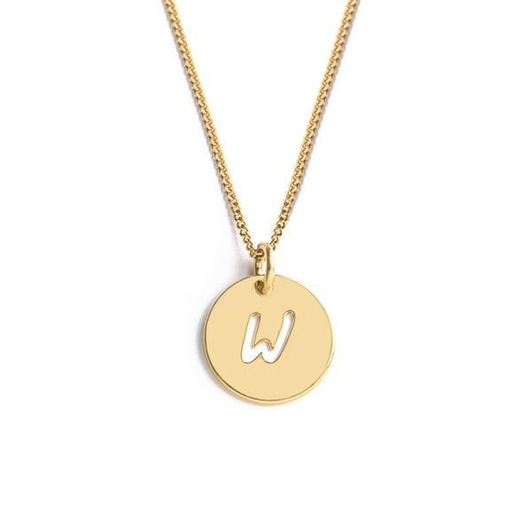 W LIKE WOW NECKLACE