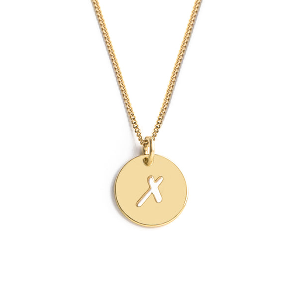 X LIKE XOXO NECKLACE