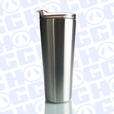 32oz W/ CLEAR SCREW ON LEAK-PROOF LID CASE (24 units)