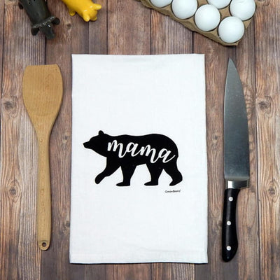 Mama Bear Tea Towel