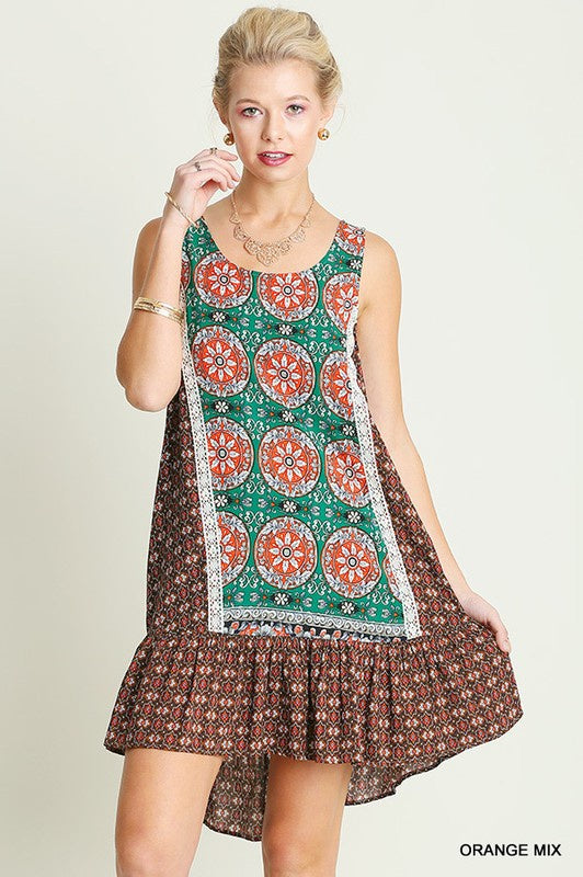 Boho Bonnie Dress